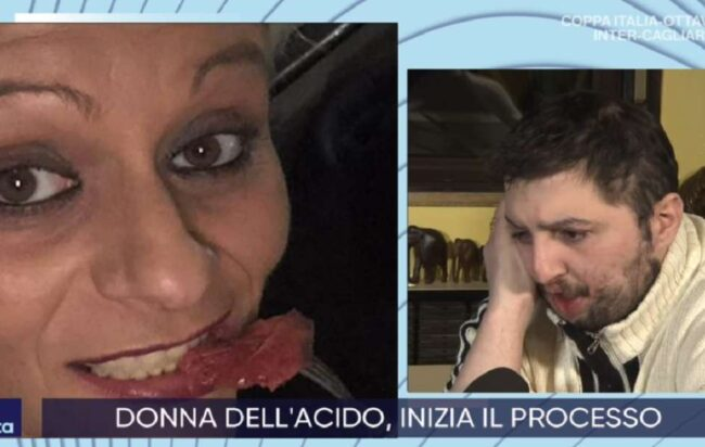 Domenico Musicco parla al Tg3 Lombardia della condanna a Sara Del Mastro
