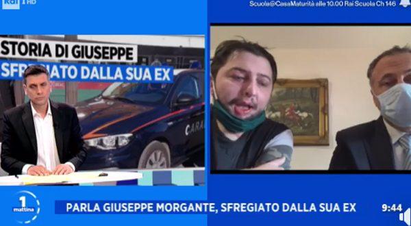 L'avvocato Domenico Musicco a Unomattina con Giuseppe Morgante – VIDEO
