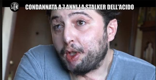 Domenico Musicco a Le Iene per il caso Morgante